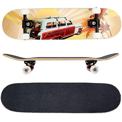FunTomia® Longboard