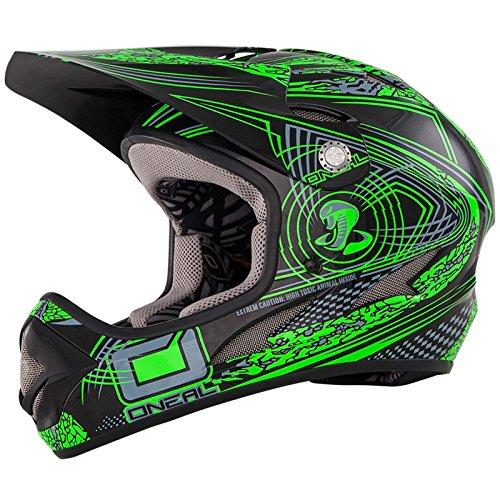 O'Neal Downhill-Helm Backflip Fidlock RL Venture Grün Gr. XL