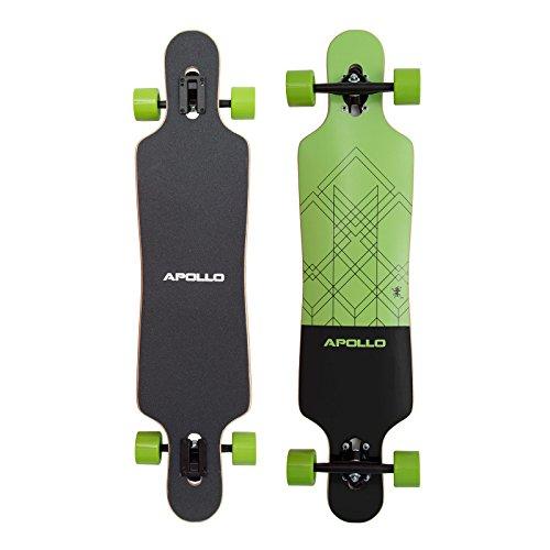 Apollo Longboard Vanua Flex III Freeride Skaten Cruiser Boards