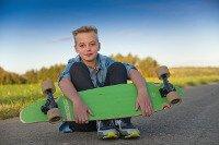 Kinder Longboard