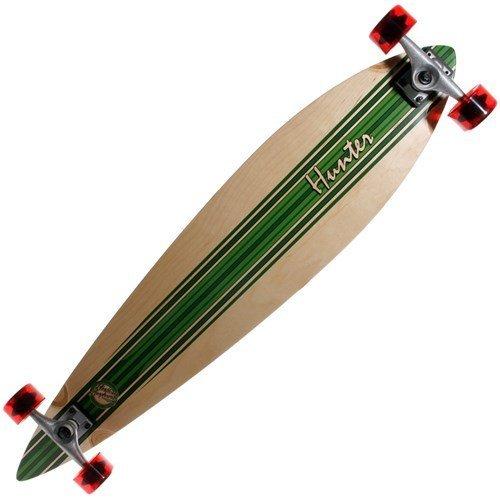 Mindless Hunter III Skateboard, Unisex Kinder M grün
